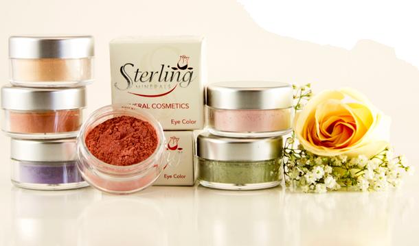 Mineral Makeup Eyeshadow