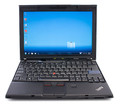 """Refurbished Thinkpad X201 12.1"""" Laptop - Retail Image for reference only"""