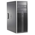 HP Compaq 8100 Elite Tower Intel® Core™ i5-650 3.2GHz DVD
