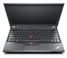 Refurbished X230 laptop - this image has a US layout, please note we ONLY supply UK keyboard layout - DOES NOT show Grade B condition