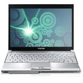 Toshiba Protege R600-13X Intel Core2 Duo U9400 1.40GHz RAM 3GB HDD 320 GB DVD-RW Grade A   PPR61E-03H04REN Windows 7 Home 32Bit MAR