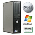 Dell Optiplex 760 Core 2 Duo E7500 2.93GHz  4GB DVD-RW  [Desktop]  SSD