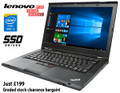 "Refurbished ThinkPad T430s i5 3rd Gen DVD Webcam 14.1"" Grade B [Marked]"