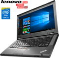 Refurbished ThinkPad T430 i5-3320M 2.60GHz 240GB SSD Webcam Grade A