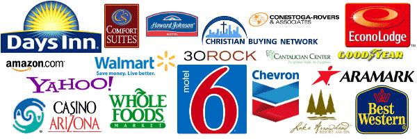 Global Vending Group Customers