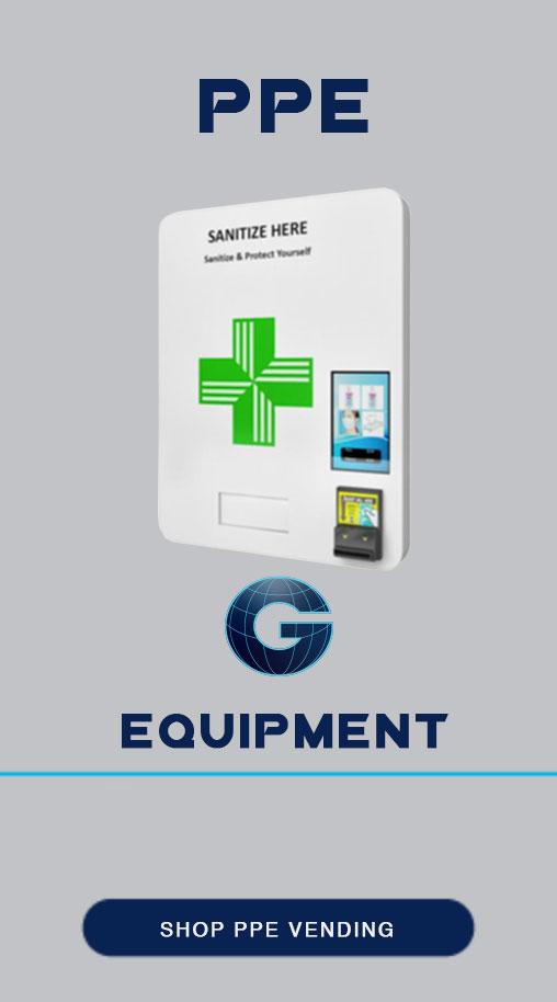 PPE Equipment Vending Machine