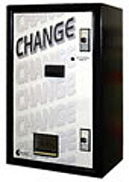 Standard MC720 Bill Changer - New