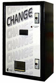Standard MC700 Bill Changer - New