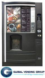 National 637 Coffee Vending Machines
