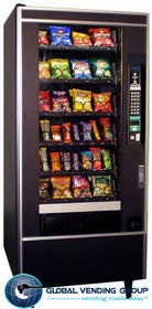 National 148 Snack Machines - Refurbished