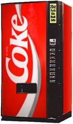 buy a coke machine