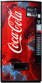 Dixie Narco 501E Vending Machine