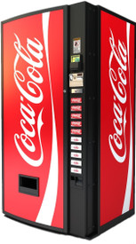Vendo 511 Coke Machine - Refurbished