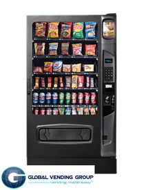 Perfect Break Systems Chill Center Combo Vending Machine - New