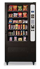 Perfect Break Systems HR32 Snack Merchandiser Machine - New