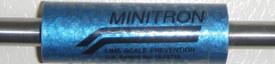 "A MiniTron Lime Scale Prevention Adaptor--1/4"""