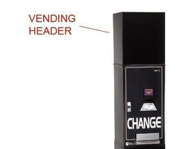 Standard HEADER for MC200 Bill Changer - New