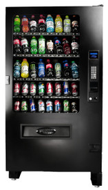 Seaga Infinity 5B Beverage Vending Machine - New