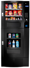 OD24 Combo Vending Machine (Black)