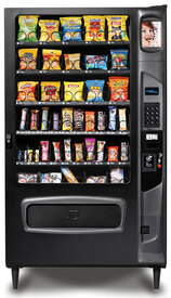 Perfect Break Systems MP40 Black Diamond Snack Merchandiser Machine - New
