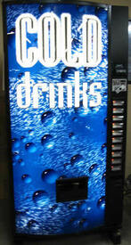 Vendo 511 Soda Machine - Refurbished