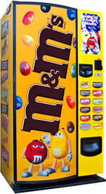 Vendo MM Snack Machine - Refurbished