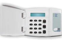 HKC Remote Keypad (SL) w/Prox