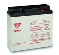 Yuasa NP17-12.  12V.17AH Rechargeable Battery
