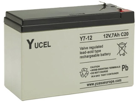 Most popular battery for Intruder Alarms