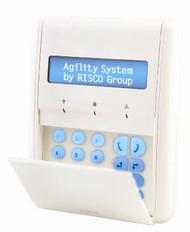Agility Keypad White