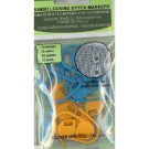 Clover (3109) Jumbo Locking Stitch Markers (x3)