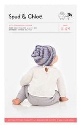 S&C Pint-Size Pullover & Happy Hat (9536)