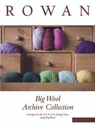 Rowan Archive Collection Big Wool