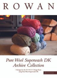 Rowan Archive Collection Pure Wool Superwash DK