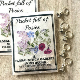 Firefly Notes Charm Stitch Marker Packs