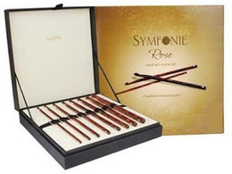 Knitter's Pride Symfonie Rose Crochet Hook Set
