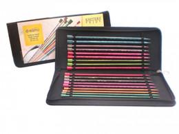 "Knitter's Pride Dreamz 14"" Straights Needle Set (3.5mm-8mm)"