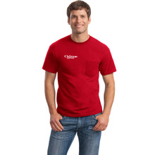 DryBlend™ 50 Cotton / 50 DryBlend™Poly Pocket T-Shirt