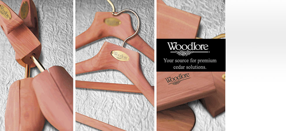 Woodlore Premium Aromatic Cedar Products