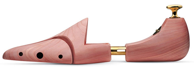 Oak Street Bootmakers | Aromatic Cedar Shoe Trees - Accessories