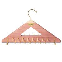 Woodlore Cedar Tie and Belt Hanger