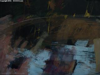 "Calvin Grigg - Original - ""Essence of Edith"" - gouache-pastel - 28inx30in"