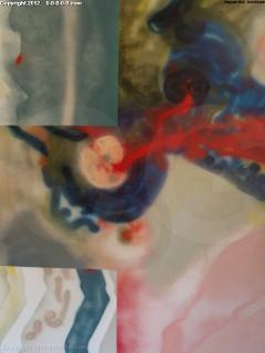 """Calvin Grigg - Original - """"Transformation"""" - Oil on Canvas- 45inx66in"""