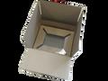 "Korrvu 17"" x 17"" x 8"" Laptop Box Kit"