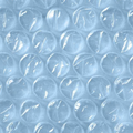 "Single Roll 1/2"" x 12"" x 250' Large Bubble Wrap"
