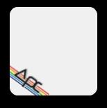 APC- Satin White T4-WH8