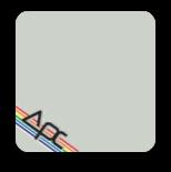 APC- SD GM White T8-WH10