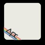 APC-  Appliance White E9-WH3