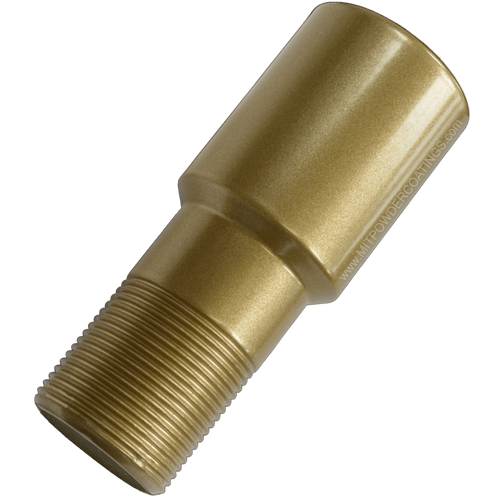 MIT Powder Coatings - Gold Metallic PESSP-430-SG7