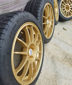 MIT Powder Coatings -Gold Metallic PESSP-430-SG7 - Photo submitted 654 Designs